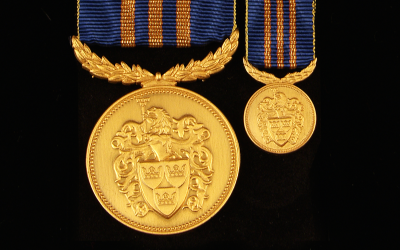 SHF medalj